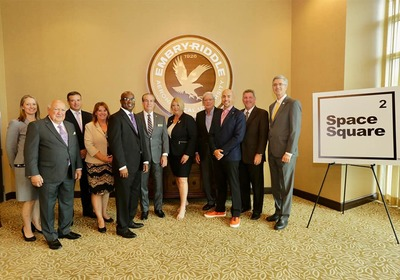 Embry-Riddle Plans Expansion of Its Research Park through Partnership with Space Square