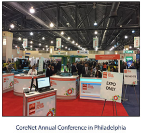 CoreNet Annual Conference in Philadelphia