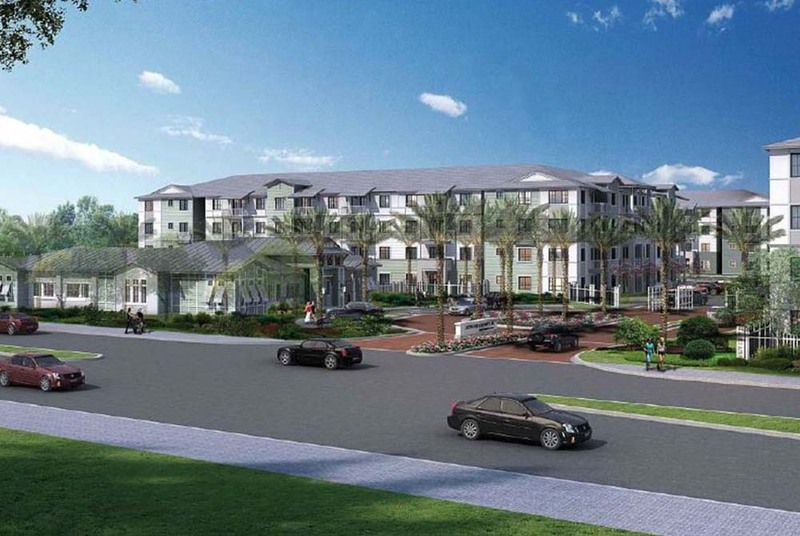 Enclave at 3230 Luxury Apartment Complex Construction To Begin