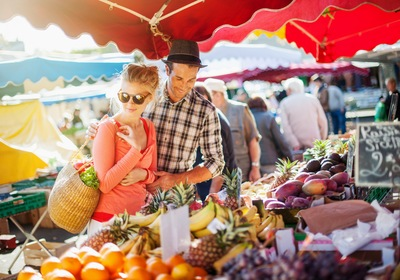 Supporting the Local Economy through Greater Daytona Region Farmers Markets