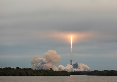 August 18 - Falcon 9 Block 5 Rocket Launch