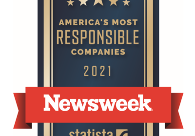 Brunswick Corporation named to Newsweek's 2021 list of America's Most Responsible Companies
