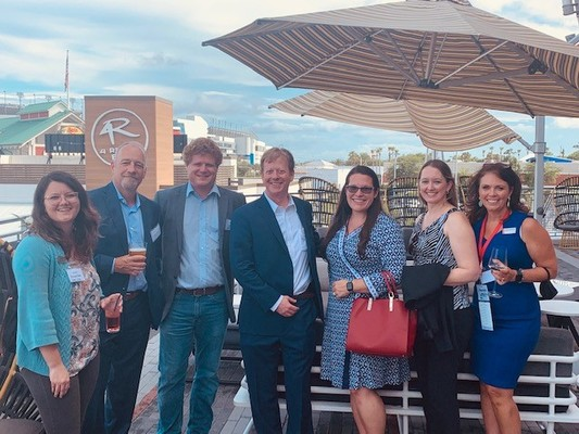 Networking Events Draw Investors, Prospects Countywide