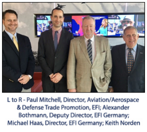 Enterprise Florida's German Officials Visit Volusia County