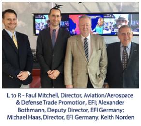 Enterprise Florida's German Officials Visit Volusia County