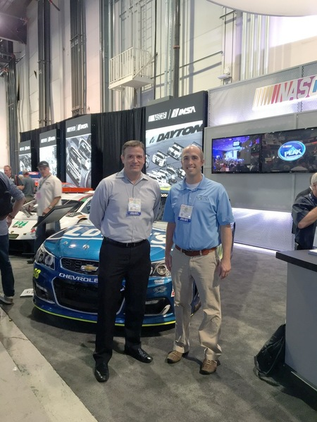 Team Volusia Joins NASCAR at SEMA Show