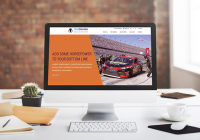 Rebranded Website For Team Volusia