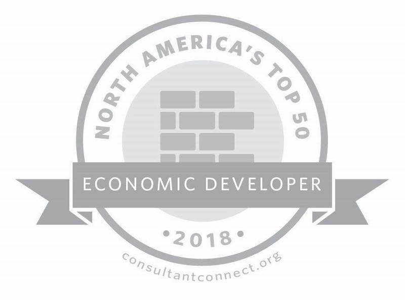 Keith Norden Designated as One of the Top 50 Economic Developers in North America