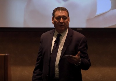 Gray Swoope, President and CEO of VisionFirst Advisors, Speaks at Team Volusia EDC 2019 Annual Meeting
